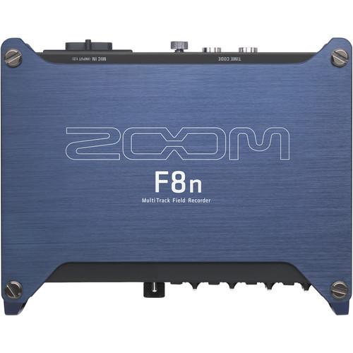 Zoom F8n Multi-Track Field Recorder