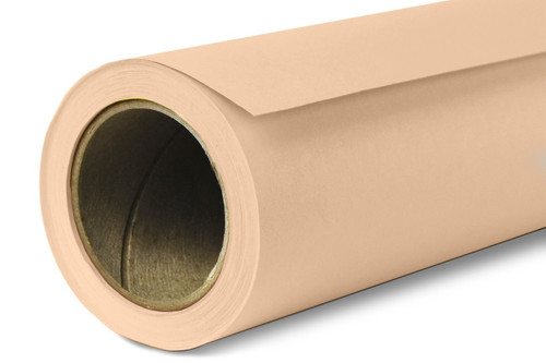 Savage Widetone Background Paper 53 Inch x 12 Yard Roll- #25 Beige