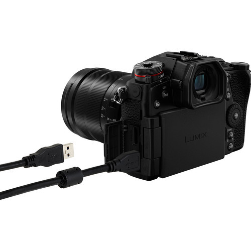 Panasonic Lumix DC-G9 Mirrorless Digital Camera with 12-60mm Kit
