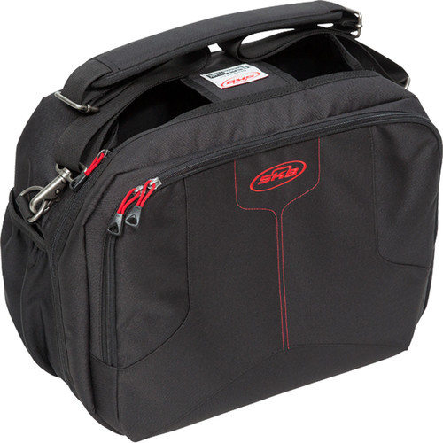 SKB iSeries 1309-6 Think Tank Designed Case Cover- Black