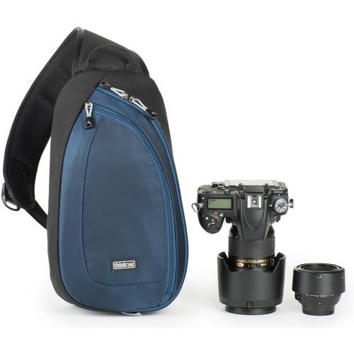 Think Tank Photo TurnStyle 10 V2.0 Sling Camera Bag- Blue Indigo