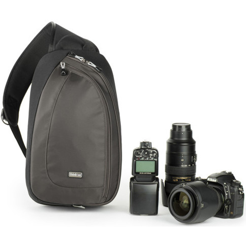 Think Tank Photo TurnStyle 20 V2.0 Sling Camera Bag- Charcoal