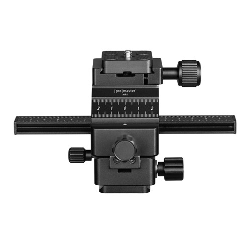 ProMaster MR1 Macro Focusing Rail with Quick Release