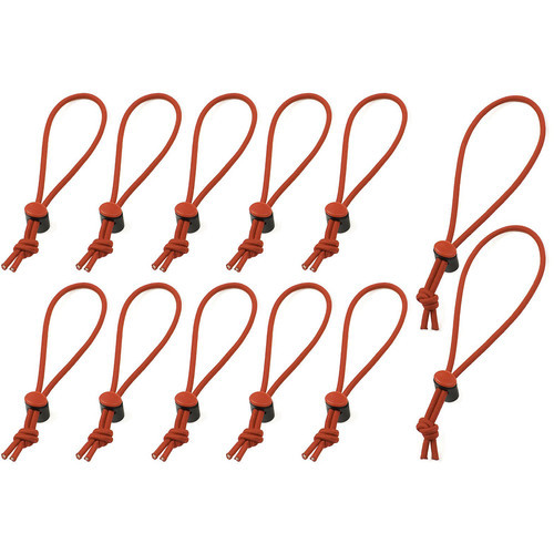 Think Tank Red Whips Bungie Cable Ties V2.0