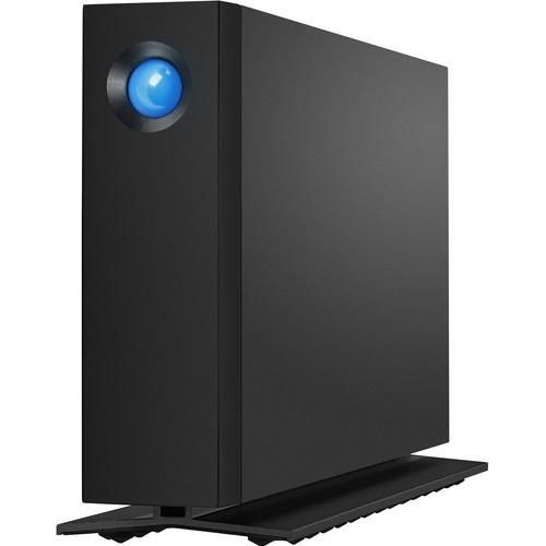 LaCie 4TB D2 USB 3.1 Professional Drive