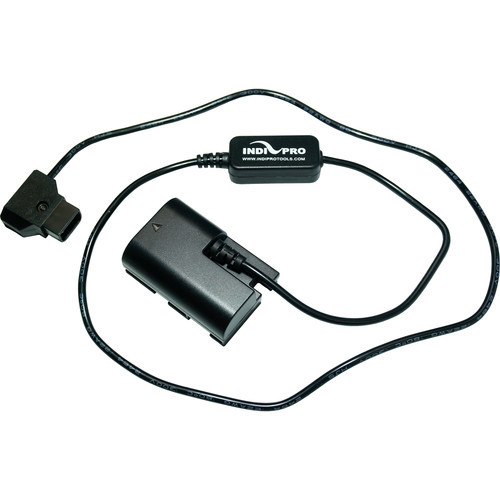IndiPRO Tools D-Tap to LP-E6 Dummy Battery Cable- 30""