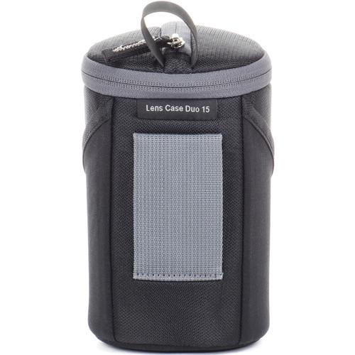 Think Tank Photo Lens Case Duo 15- Black
