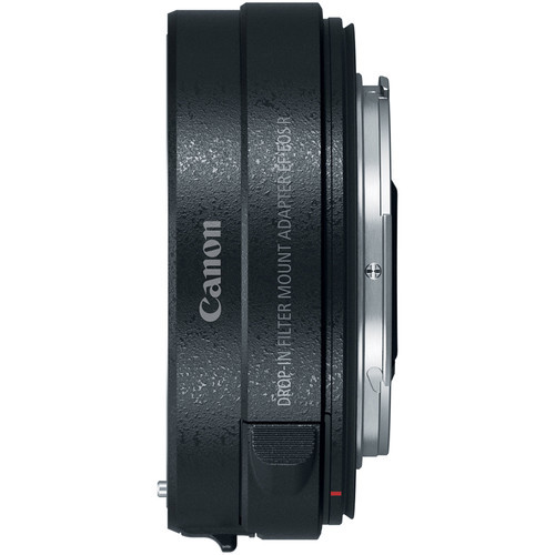 Canon Drop-In Filter Mount Adapter EF-EOS R with Polarizer