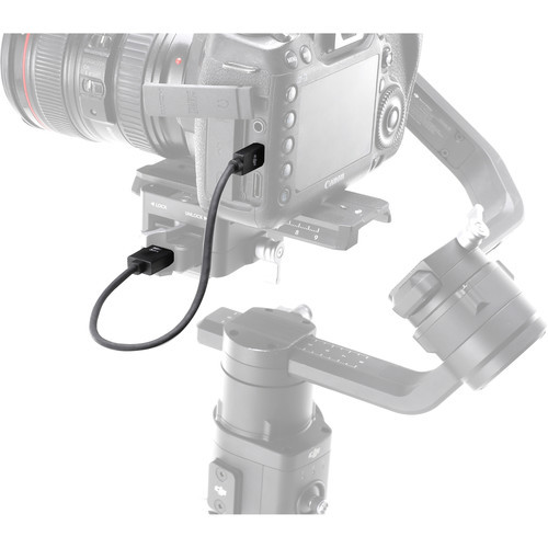 DJI Ronin-S Multi-Camera Control Cable- Mini-USB