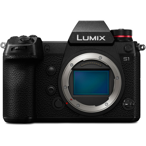 Panasonic Lumix DC-S1 Mirrorless Camera Body