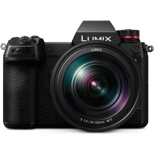 Panasonic Lumix DC-S1 Mirrorless Camera with 24-105mm Lens