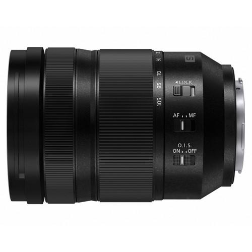 Panasonic Lumix S 24-105mm f/4 Macro O.I.S. Lens  *Special Order Item*