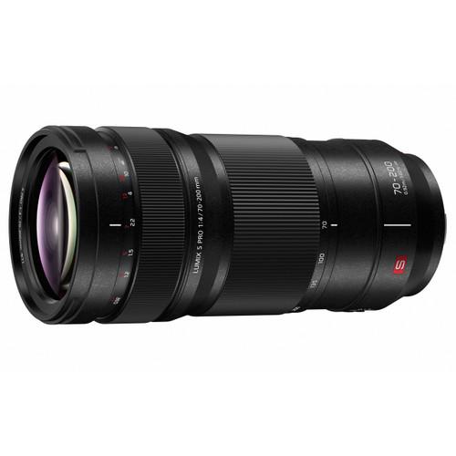 Panasonic Lumix S PRO 70-200mm f/4 O.I.S. Lens