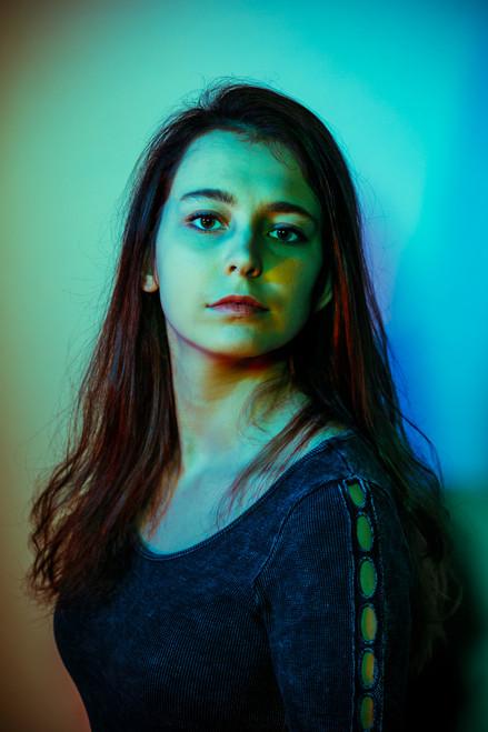 Color & Light Portrait Photography