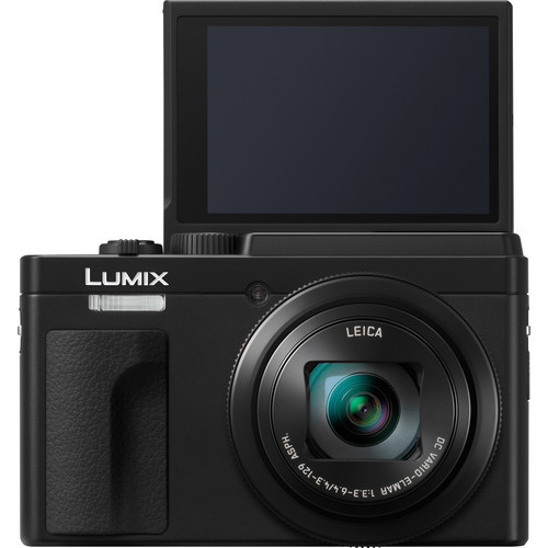 Panasonic Lumix DCZS80 Digital Camera- Black