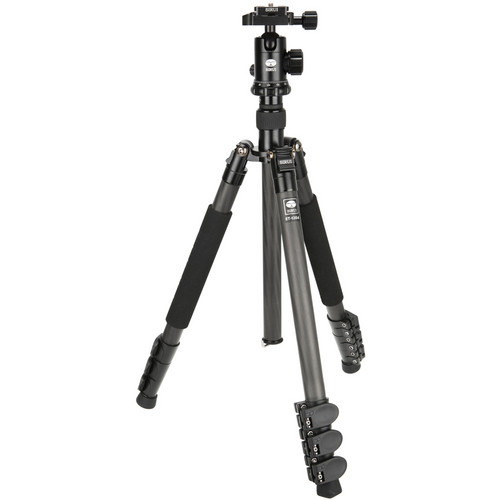 Sirui ET-1204 Carbon Fiber Tripod with E-10 Ball Head