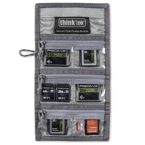 Think Tank Photo Secure Pixel Pocket Rocket- Black