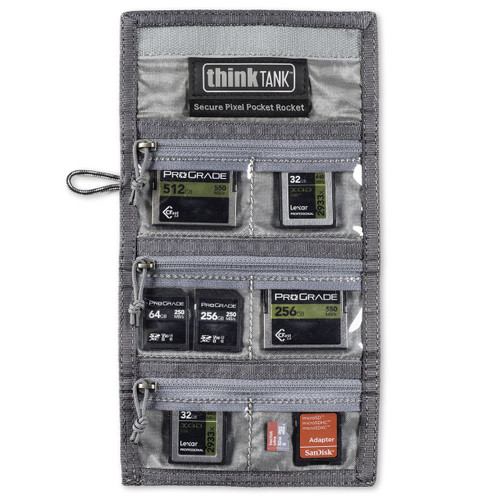Think Tank Secure Pixel Pocket Rocket Memory Card Carrier