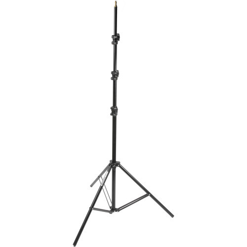 Manfrotto 368B Basic Black Light Stand- 11' *Special Order Item*