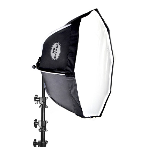 Savage Adaptable Speedlight Softbox- 25""
