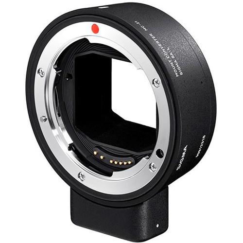 Sigma MC-21 Mount Converter/Lens Adapter- Sigma EF-Mount Lenses to Leica L Mount