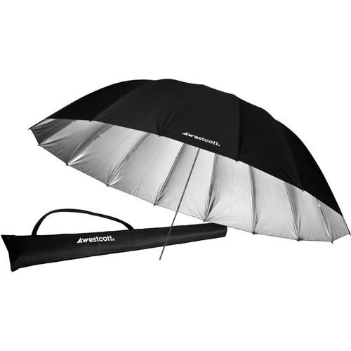 Westcott 7' Silver Umbrella