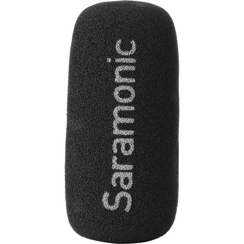 Saramonic SmartMic+ Compact Directional Microphone with 3.5mm TRRS Plug for Mobile Devices