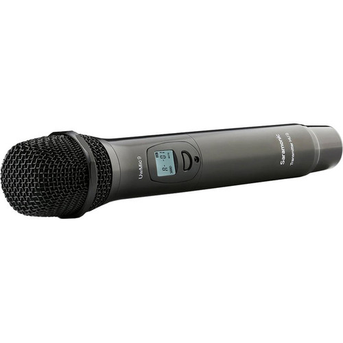 Saramonic HU9 96-Channel Digital UHF Wireless Handheld Mic for UwMic9 System- 514 to 596 MHz