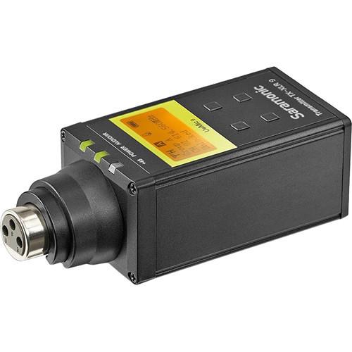 Saramonic TX-XLR9 Plug-On XLR Transmitter for UwMic9 UHF Wireless Mic System- 514 to 596 MHz