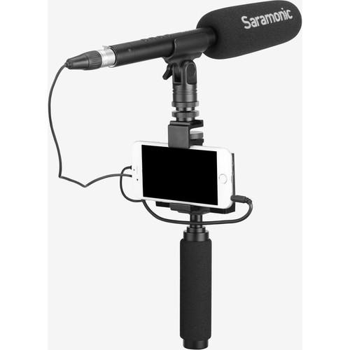 Saramonic SP-RX9 UwMic9 Series Dual-Channel UHF Wireless Receiver/Mixer - 514 to 596 MHz