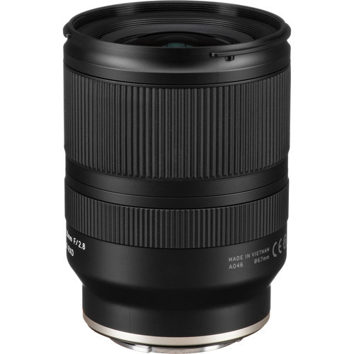 Tamron 17-28mm f/2.8 Di III RXD Lens - Sony E Mount