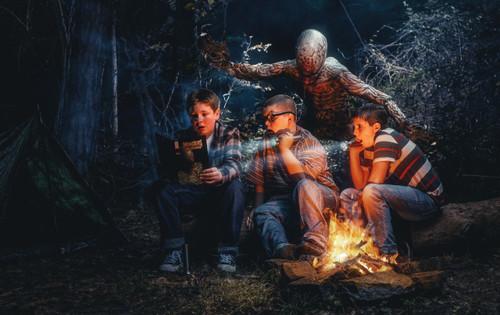 Cinematic Portrait Lighting and Visual Storytelling
