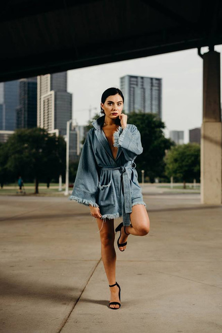 Model Access Shoot: Buffalo Bayou Park