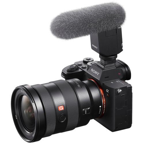 Sony ECM-B1M Camera-Mount Digital Shotgun Microphone for Sony Cameras