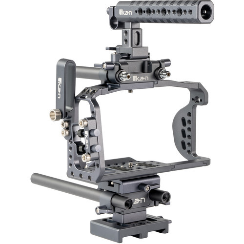 Ikan Stratus Complete Cage for Blackmagic Pocket Cinema Camera 4K