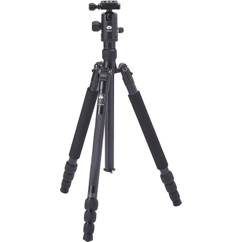 Sirui T-004KX Aluminum Compact Tripod with B-00K Ball Head