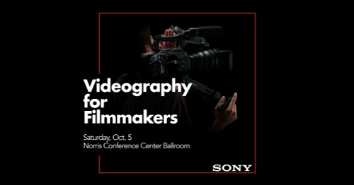 Videography for Filmmakers