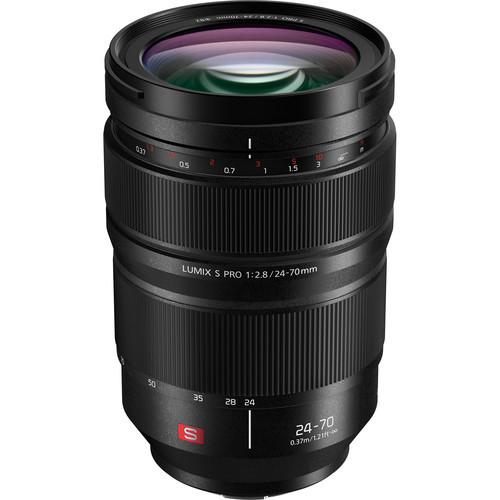 Panasonic Lumix S Pro 24-70mm f/2.8 L-Mount Lens
