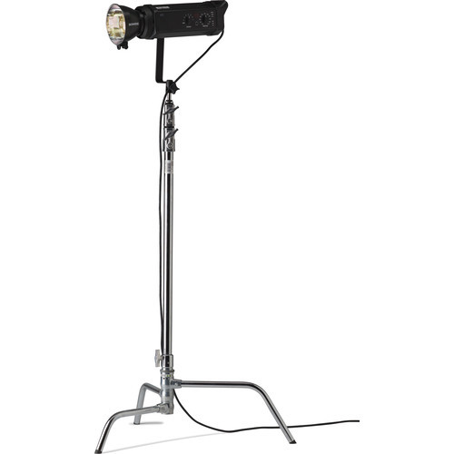 Kupo Master C-Stand with Turtle Base - Silver, 9.7'