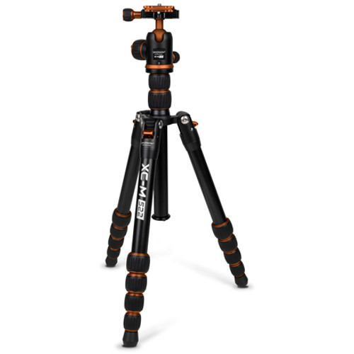 ProMaster XC-M 522K Tripod with Ball Head - Orange