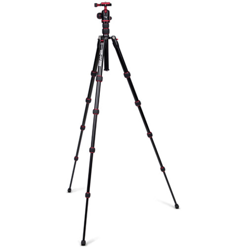 ProMaster XC-M 522K Tripod with Ball Head - Red
