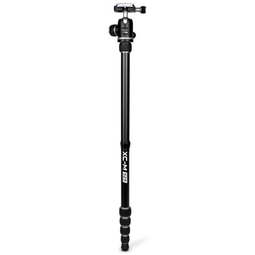 ProMaster XC-M 525K Tripod with Ball Head - Silver