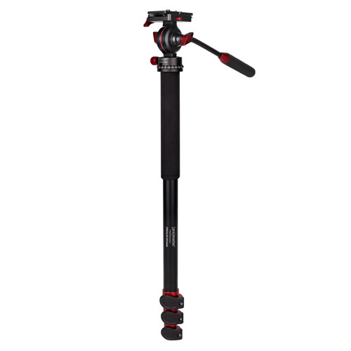 ProMaster Specialist Series SPCM428K Cine Monopod with Fluid Head