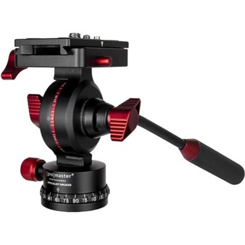 ProMaster Specialist Series SPCM428K Cine Monopod with Fluid Head