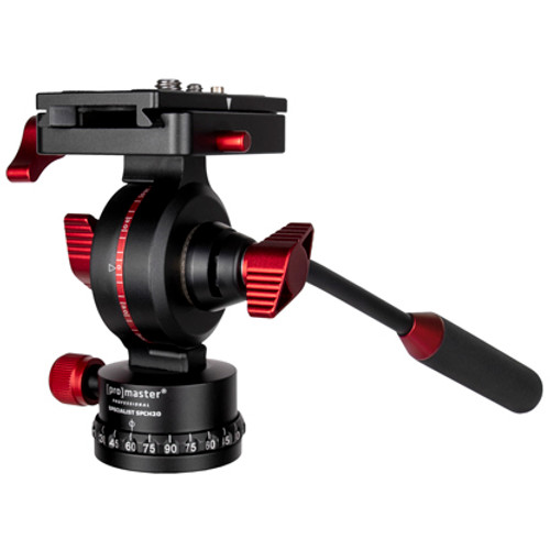 ProMaster Specialist Series SPCH20 Cine Fluid Head