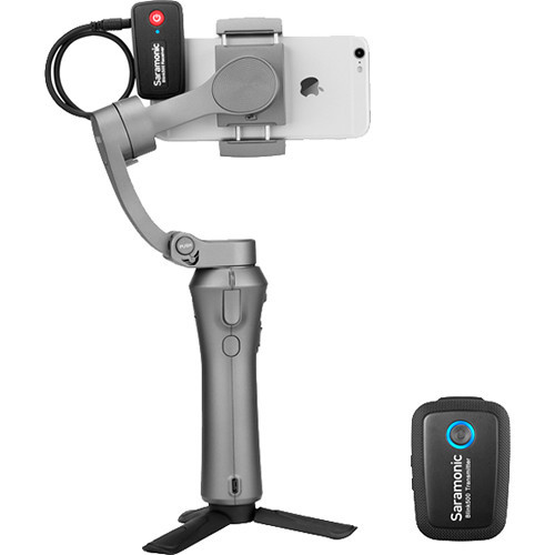 Saramonic Blink 500 B1 Camera-Mount Wireless Omni Lavalier Microphone System