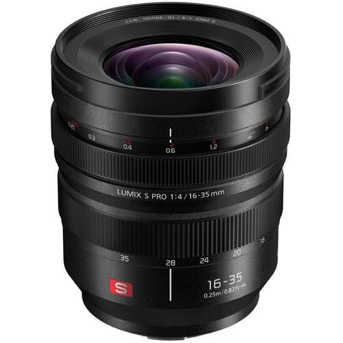 Panasonic Lumix S Pro 16-35mm f/4 L-Mount Lens