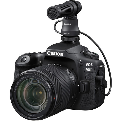 Canon DM-E100 Directional Microphone