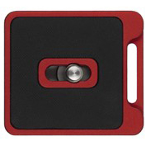 ProMaster QR Plate for XC-M Tripods and Ball Heads - Red