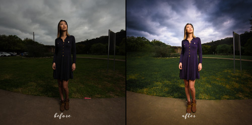 Photoshop Portrait Retouching